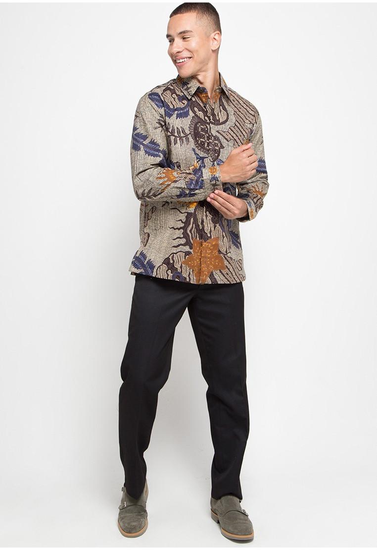 Kencana Long Sleeves Dobby Cotton