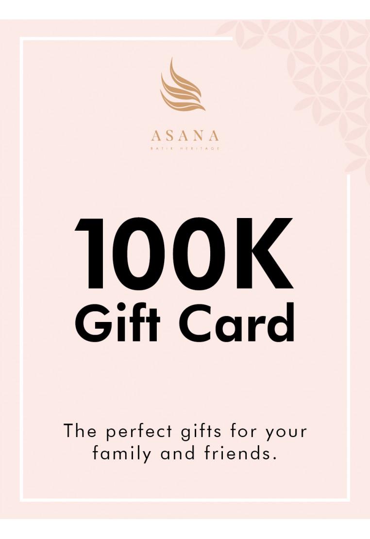 Gift Card 100K