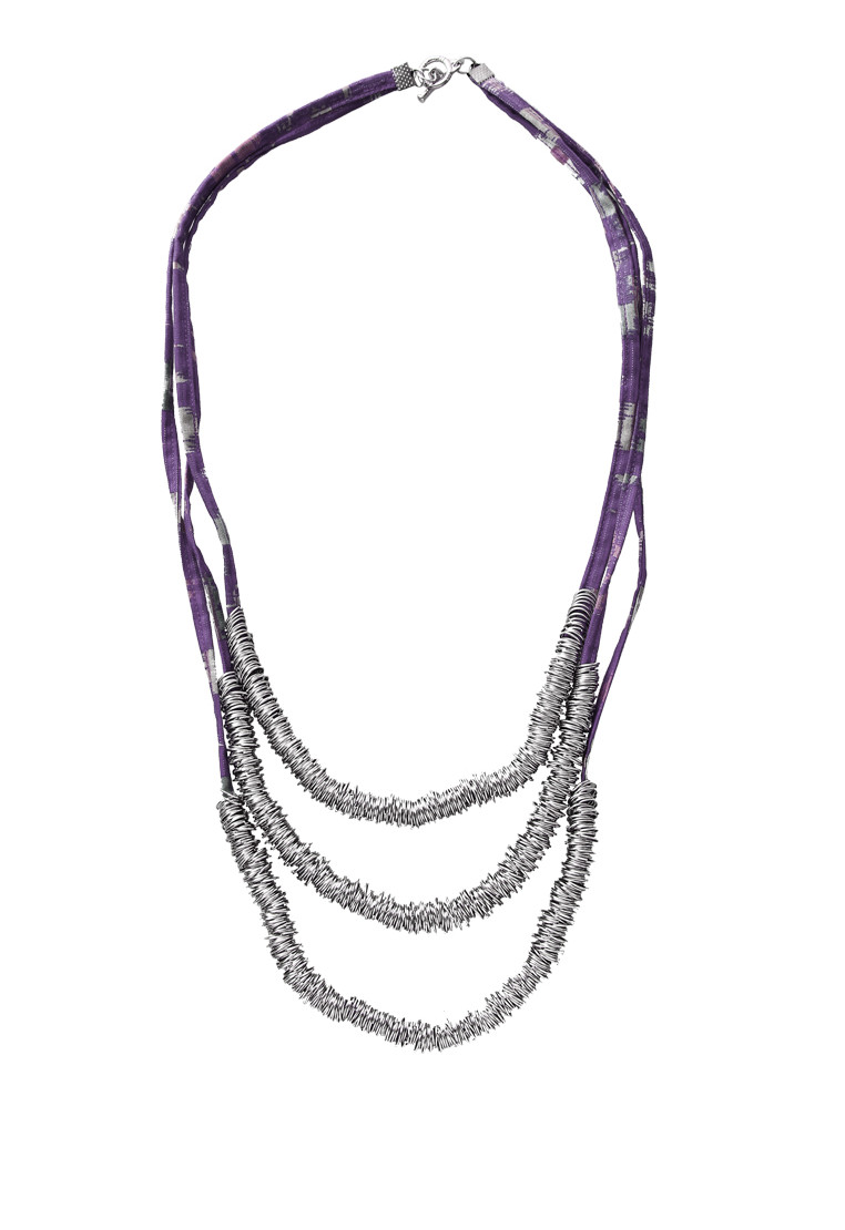 Necklace Felicia – Violet